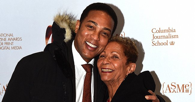 CNN's Don Lemon Pays Sweet Tribute to Mom Katherine Clark on Mother's Day