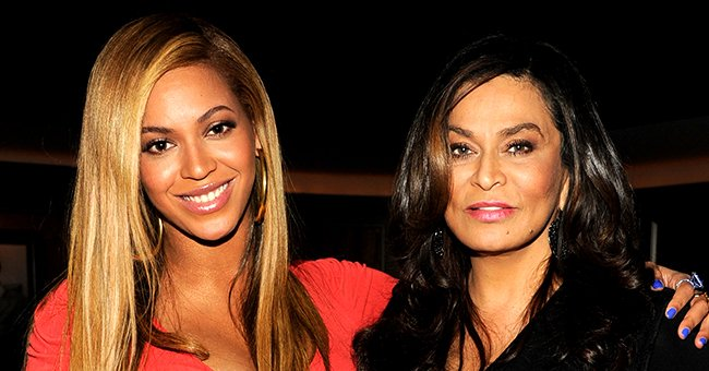 Beyoncé's Mom Tina Lawson Looks Ageless With Short Hair in a Throwback Photo