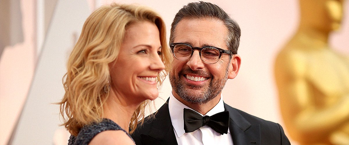 Steve Carell S Wife Nancy Was His Student Meet The Actor S Spouse And Mom Of His Two Kids Elizabeth anne pelayo (themisslizzy) collections! steve carell s wife nancy was his