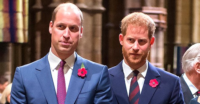 People: Harry & William's Reunion at Philip's Funeral Is a Positive Start For Their Relationship