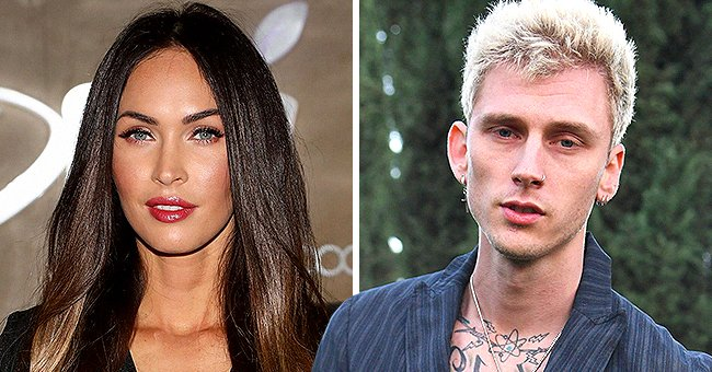 US Weekly: Megan Fox and Machine Gun Kelly Probably More Than Friends
