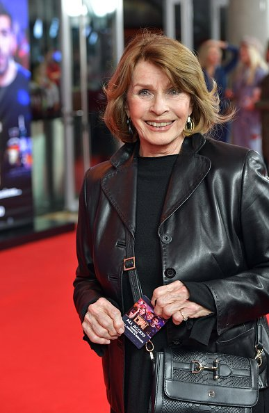 "Senta Berger, ""Nightlife""-Premiere in München, 2020 
