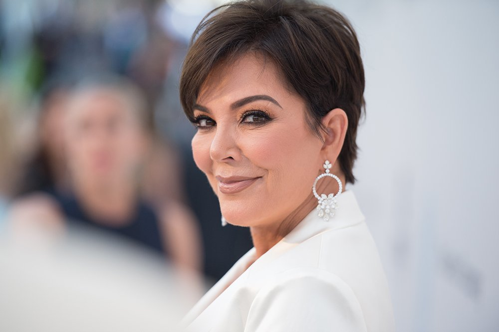 Kris Jenner attending the amfAR Cannes Gala 2019 at Hotel du Cap-Eden-Roc in Cap d'Antibes, France, in March 2019. I Image: Getty Images.