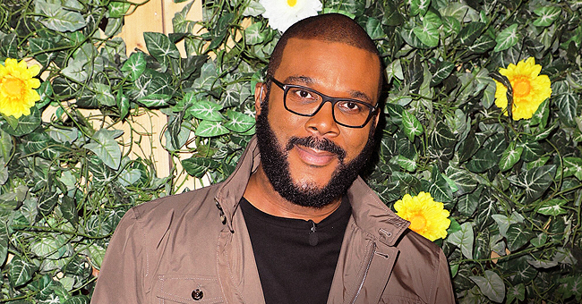 Tyler Perry's Girlfriend Dances & Shows Her 'Muscles' in Bikini & Wrap Skirt