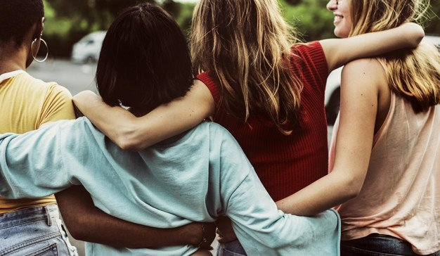 Grupo de mujeres.  | Imagen: Freepik
