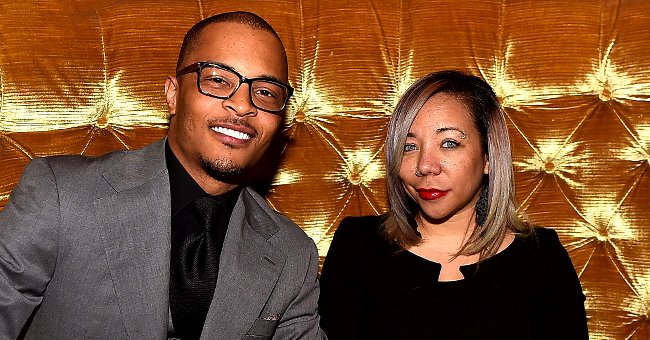 See How TI & Tiny Harris' Daughter Heiress Reacts to Mom Taking a Video of Her in a Blonde Wig