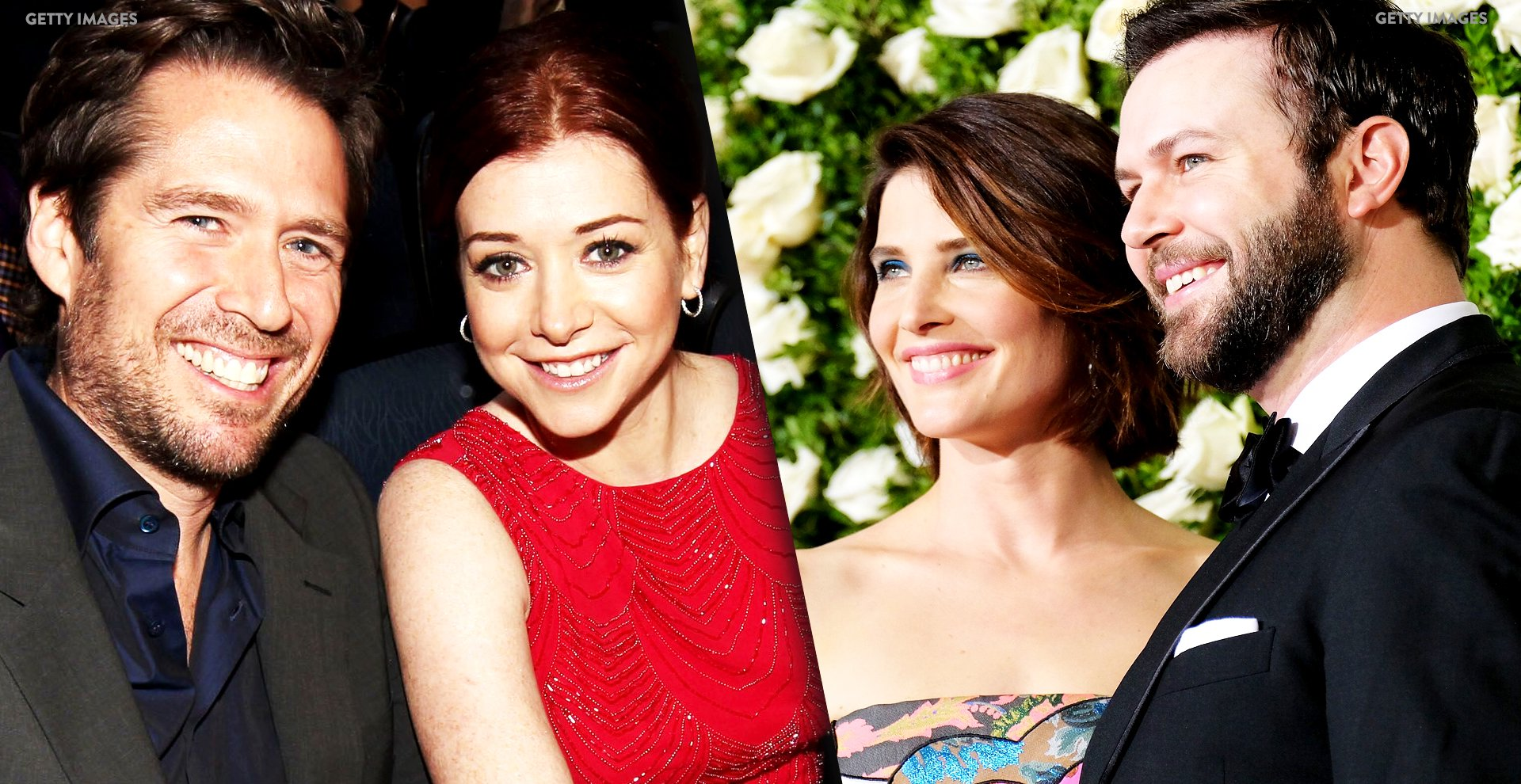 How I Met Your Mother Cast's Real-Life Partners