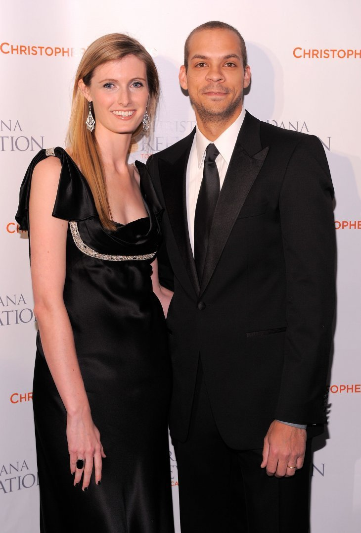 Alexandra Reeve Givens and husband Garren Givens attend the Christopher & Dana Reeve Foundation's 20th Anniversary Gala in 2010 | Photo: Getty Images