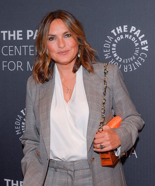 Mariska Hargitay at The Paley Center for Media | Photo: Getty Images