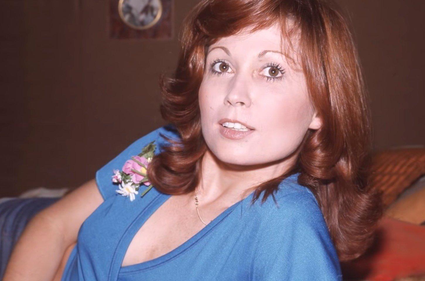 L'actrice Marion Game dans sa jeunesse. l Source : YouTube/ Télé Star
