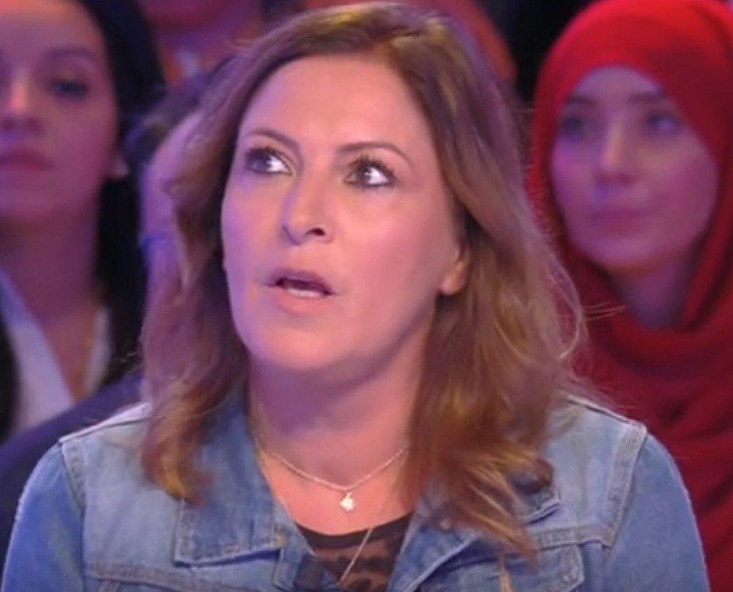 """Marie Soubrier lors de son passage dans """"Touche pas à mon Poste !"""" l Source : MyCanalReplay"""