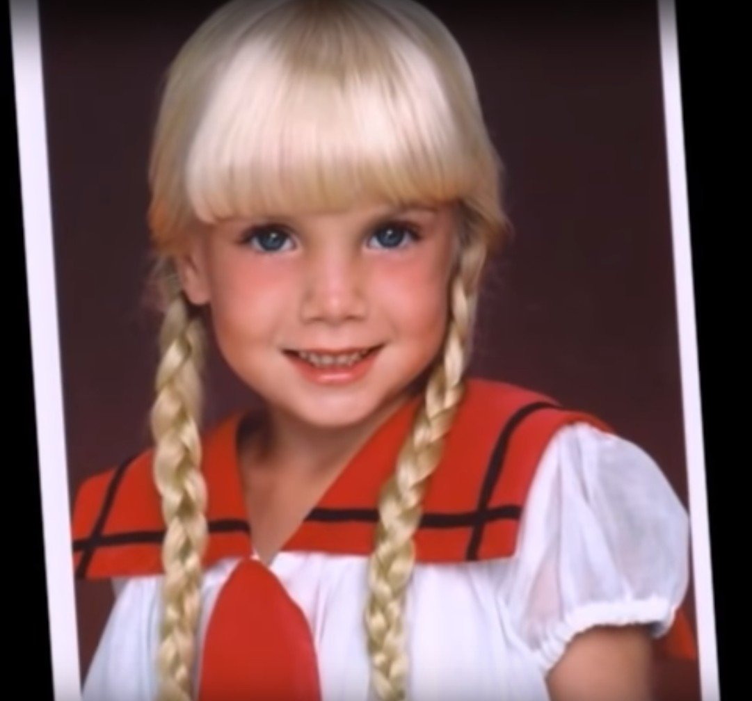 La jeune Heather O'Rourke. l Source : YouTube/M1M1