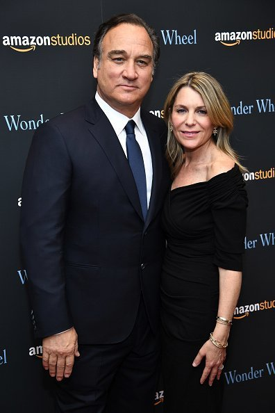 Jim Belushi and Jennifer Sloan at Museum of Modern Art on November 14, 2017 in New York City. | Photo: Getty Images