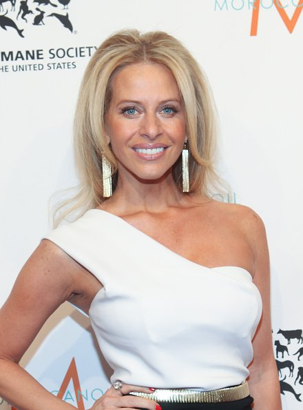 Dina Manzo at Cipriani 42nd Street on November 21, 2014 in New York City. | Photo: Getty Images