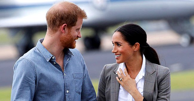 Prince Harry Reveals What He Was Thinking by the Second Date with Meghan Markle