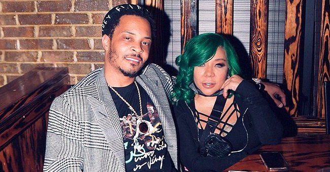 TI & Tiny Harris Look Sweet Together during a Date Night — See the Romantic Photo