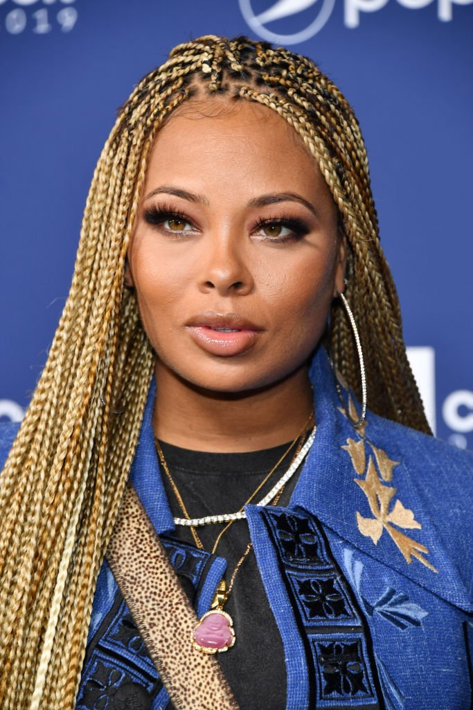 Eva Marcille attends the opening night of 2019 BravoCon at Hammerstein Ballroom | Photo: Getty Images
