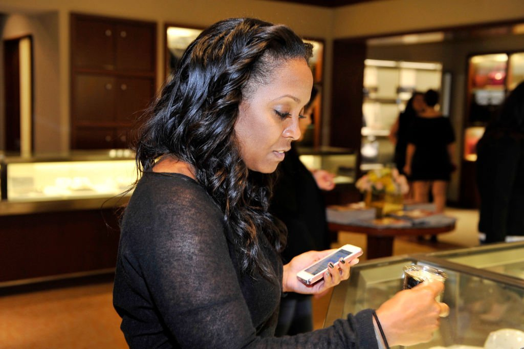 Actress Keshia Knight Pulliam attends Marie Claire Tiffany & Co Atlanta Atlas Launch at Tiffany & Co | Photo: Getty Images