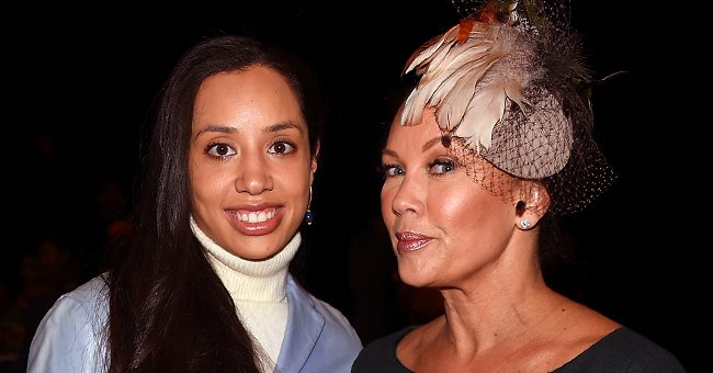 Vanessa Williams' Oldest Daughter Melanie Hervey Is All Grown up as She Goes Horseback Riding in Photos