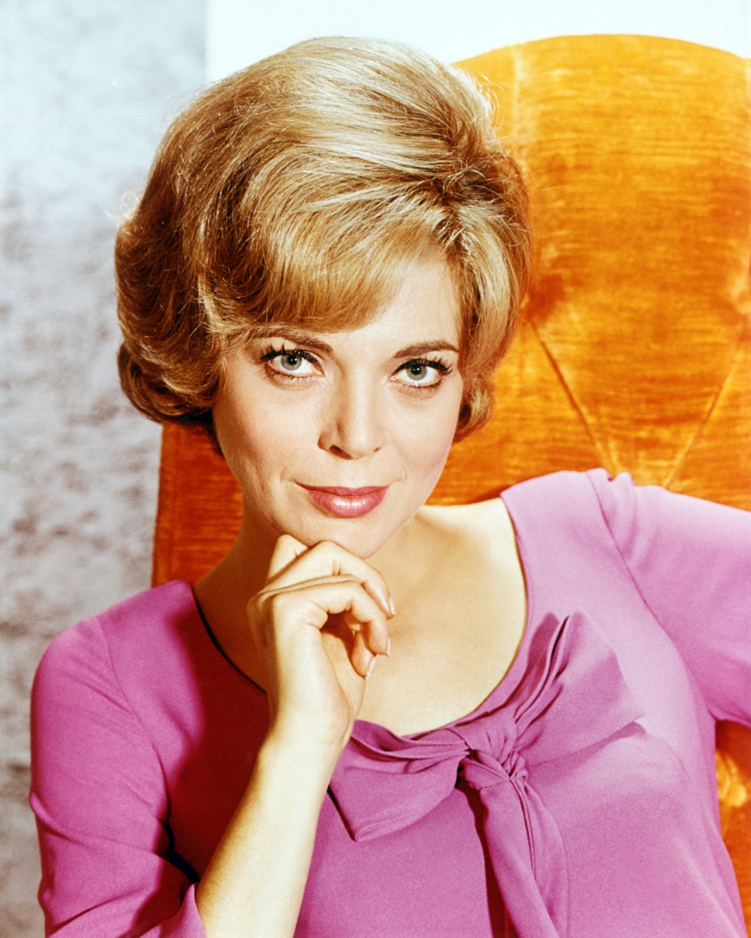 """Barbara Bain as Cinnamon Carter on """"Mission: Impossible"""" circa 1966 