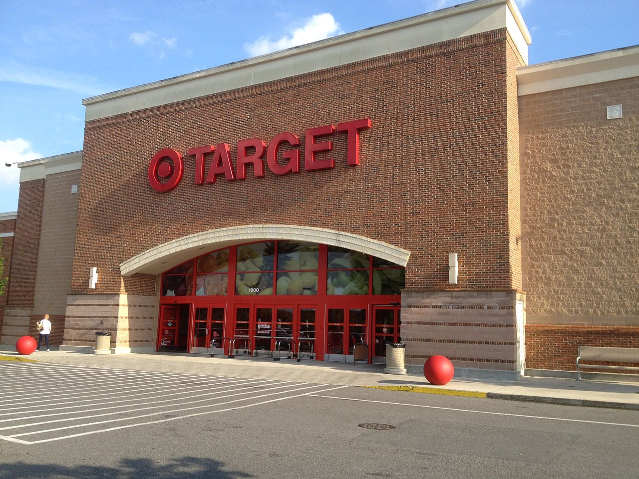 Target store in Rock Hill, South Carolina   Source: Wikimedia Commons/ Mike Kalasnik from Fort Mill, USA, Target Rock Hill, SC (7151362297), CC BY-SA 2.0
