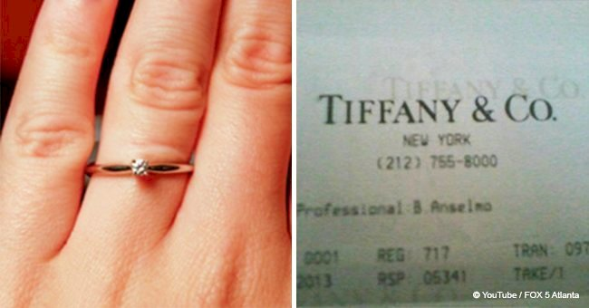 Woman savagely humiliates fiancé over an engagement ring after finding out the price