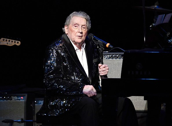 Jerry Lee Lewis at Cerritos Center for the Performing Arts on November 17, 2018 in Cerritos, California | Photo: Getty Images