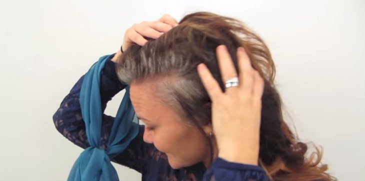 Kerry unveiling her hair | Source: YouTube/MAKEOVERGUY Minneapolis