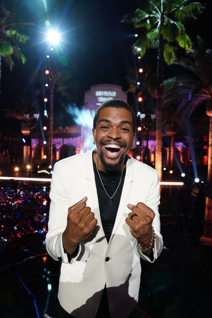 """Brandon Leake during the Live Finale of """"America's Got Talent"""" on September 23, 2020. 