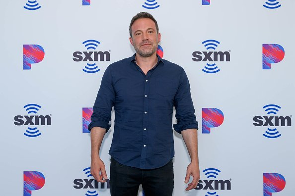Ben Affleck at the SiriusXM Hollywood Studios on March 03, 2020 in Los Angeles, California. | Photo: Getty Images