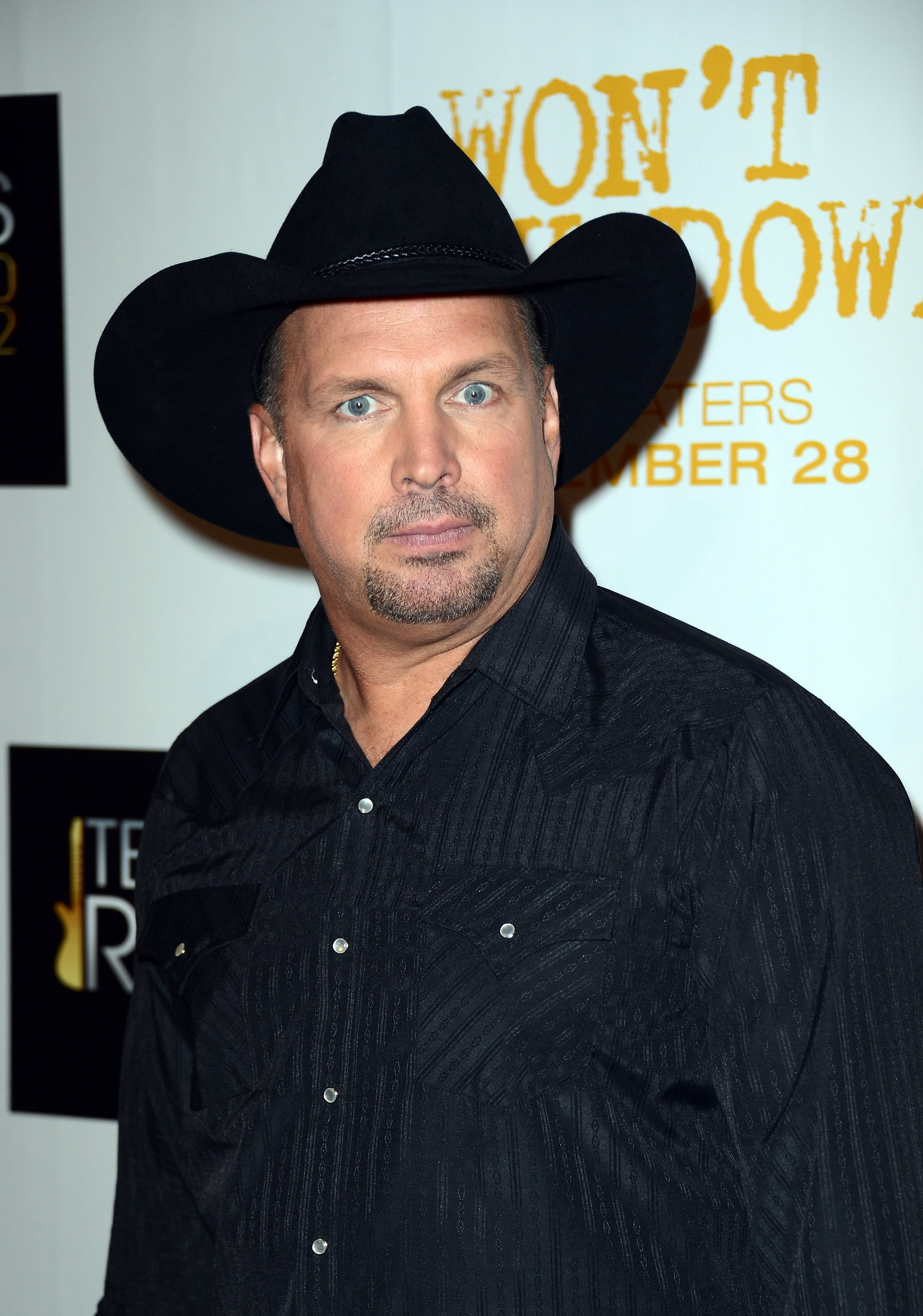 Garth Brooks attends a Live Concert Press Room event in Los Angeles, California on August 14, 2012 | Photo: Getty Images