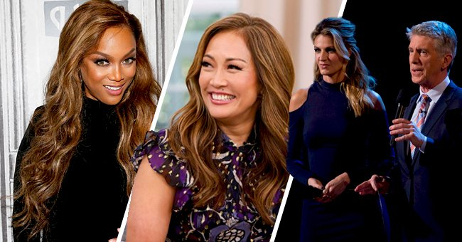 DWTS Judge Carrie Ann Inaba Admits She Misses Seeing Tom & Erin on the Show since Their Exit