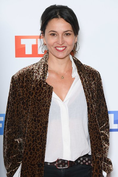 Anne Charrier participe au Groupe TF1 : Photocall au Palais De Tokyo en 2019 à Paris. | Photo : Getty Images