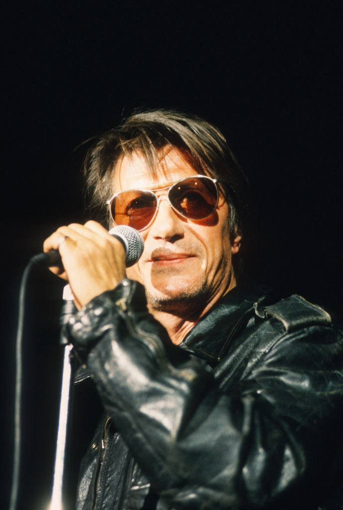 Le chanteur Jacques Dutronc. | Photo : Getty Images