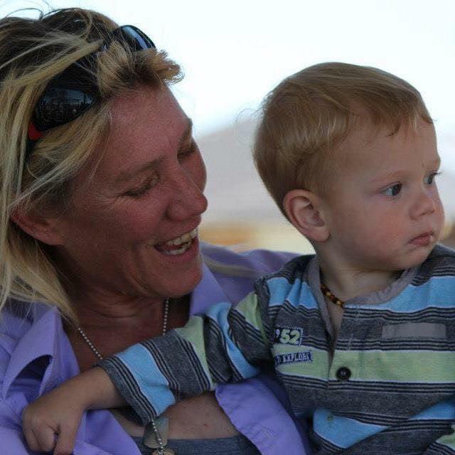 Lisa et son fils, Chase. l Source: Facebook/ Lisa Bridger