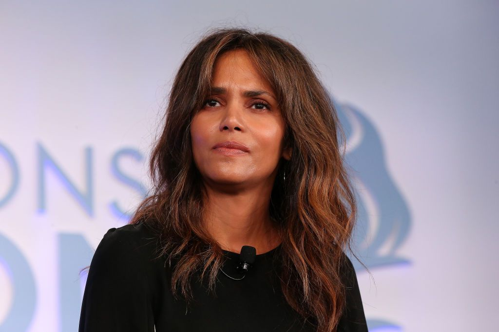 """Halle Berry at """"wired for super fans"""" hosted by Interpublic during the Cannes Lions Festival 2017 on June 20, 2017 in Cannes, France. on June 20, 2017 