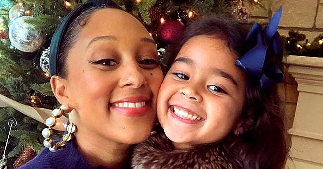 How Tamera Mowry and Husband Adam Housley Celebrated Their Daughter Ariah's 5th Birthday (Photos)