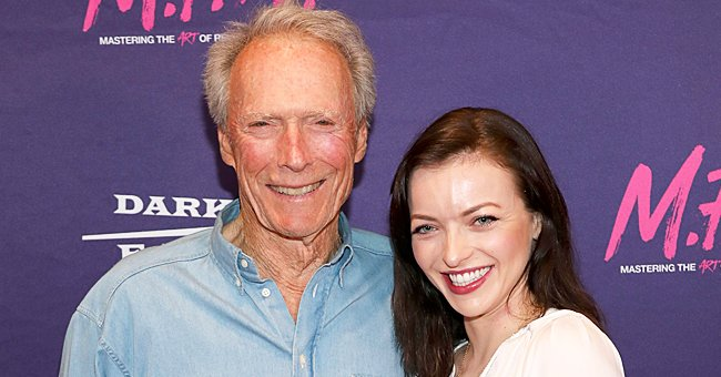 Francesca Eastwood Pays Sweet Tribute to Dad Clint Eastwood on Father's Day