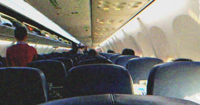 Everyone Stared at a Poor Woman Giving Birth on a Plane but Nobody Helped Her — Story of the Day