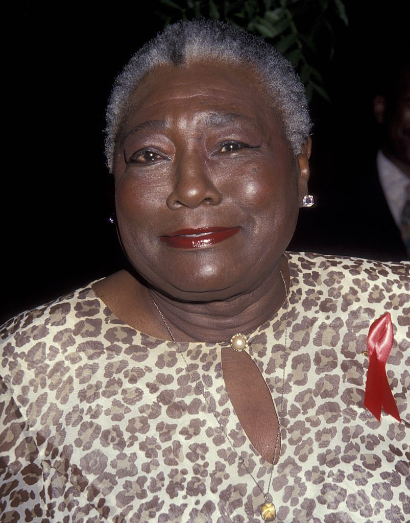 Esther Rolle attends the nominees luncheon for 44th Annual Primetime Emmy Awards on August 25, 1992 at Westwood Marquis Hotel in Westwood, California | Photo: GettyImages