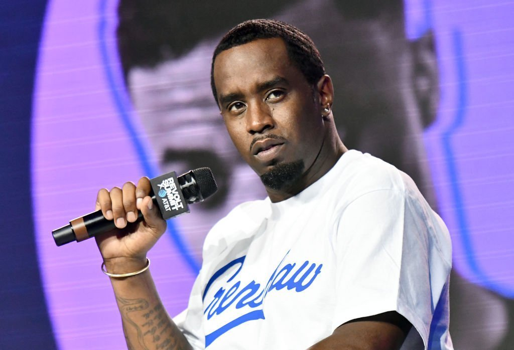 Rapper Sean 'Diddy' Combs attends the REVOLT & AT&T Summit | Photo: Getty Images