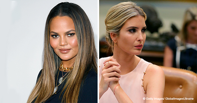 Chrissy Teigen Slams Ivanka Trump for 'Complete Lack of Empathy' for Separated Migrant Families