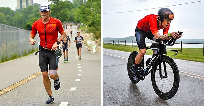 Ironman Finisher Noel Mulkey Opens up about Addiction Recovery
