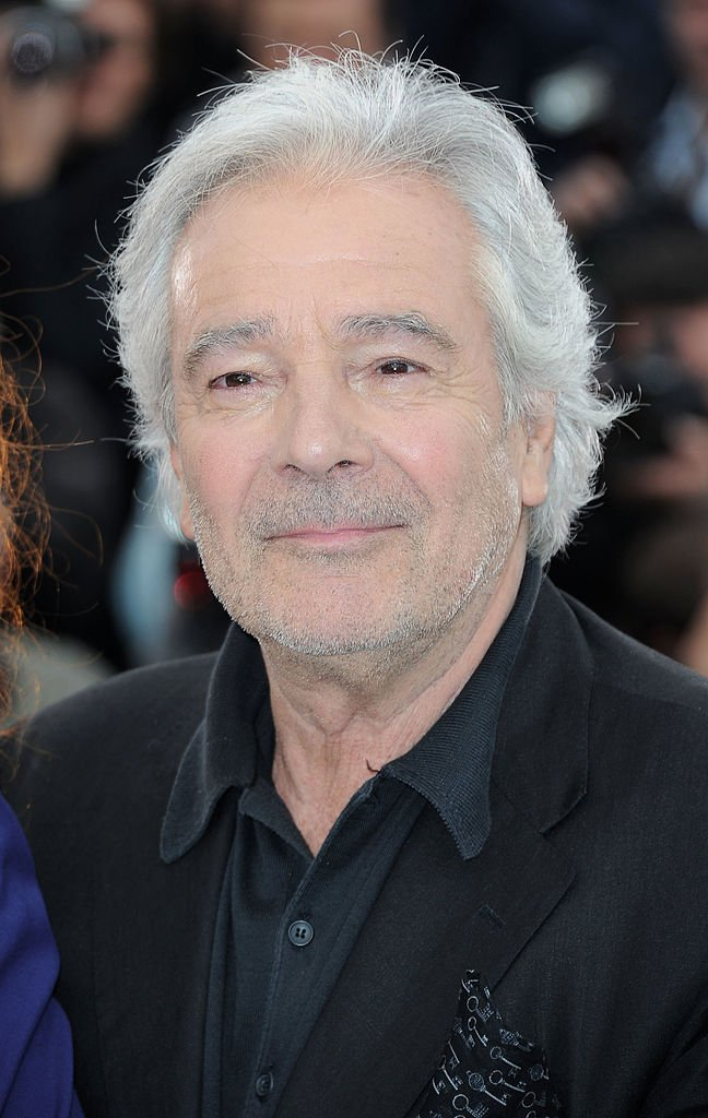 Pierre Arditi le 21 mai 2012 au festival de Cannes. l Source : Getty Images