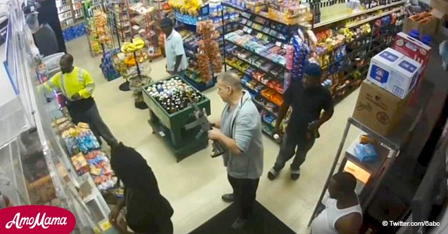 South Florida customer returns to store with a rifle because of high cigarette prices