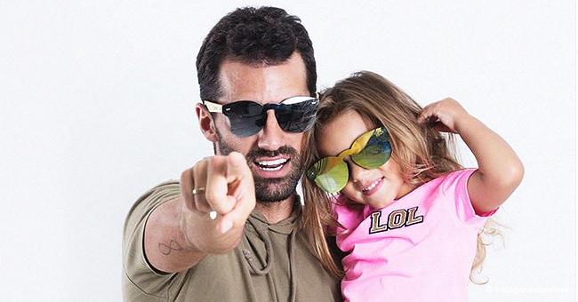 Toni Costa se muestra como un papá orgulloso del talento deportivo de Alaïa: 'Disciplina pura'