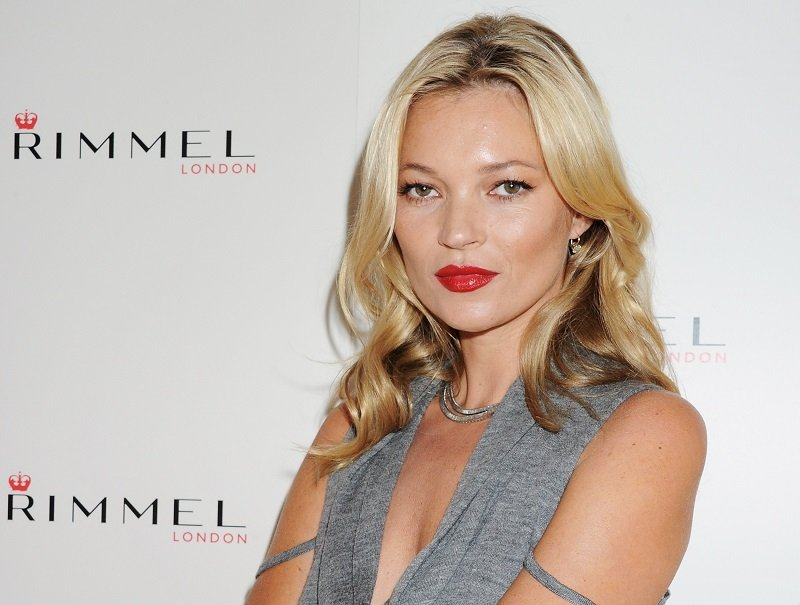 Kate Moss on September 15, 2011 in London, England | Photo: Getty Images