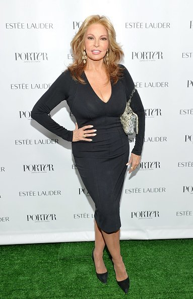 Raquel Welch at PORTER Hosts Incredible Women Gala on November 1, 2017   Photo: Getty Images