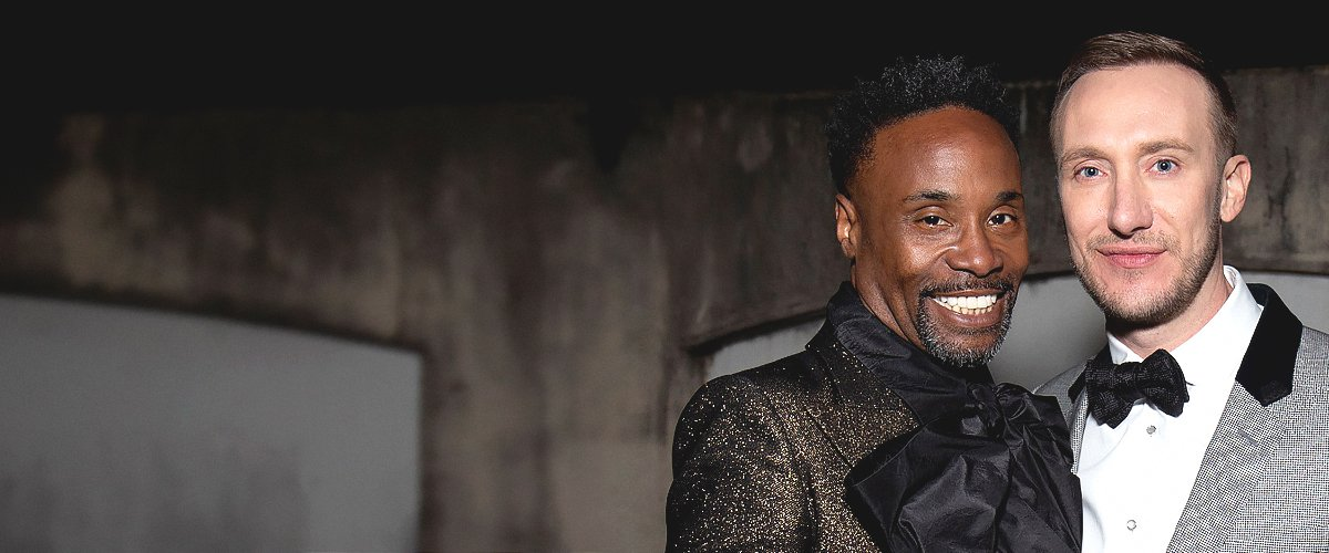 Adam Smith Is Billy Porter's Husband and an Eyewear Designer — Who Is He Really?