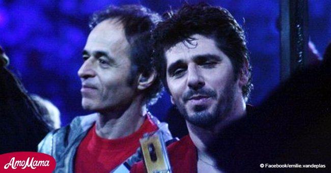 Patrick Fiori a décidé de faire une surprise pour les fans avec l'aide de Jean-Jacques Goldman
